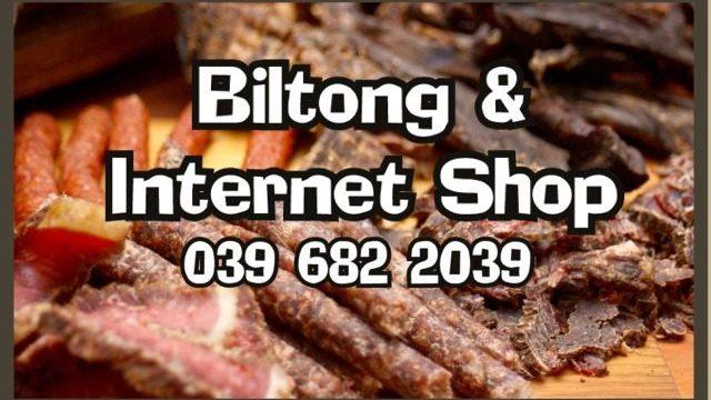 Biltong & Internet Shop – Oribi Plaza