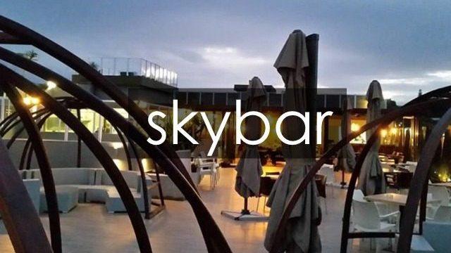 Sky Bar & Grill – Desroches Hotel
