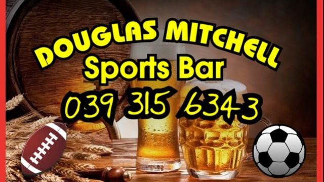 DOUGLAS MITCHELL SPORTS BAR
